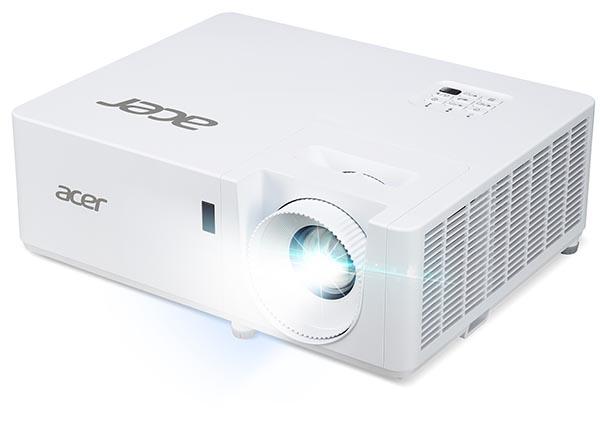 Проектор Acer XL1220 выполнен в пылезащищенном корпусе