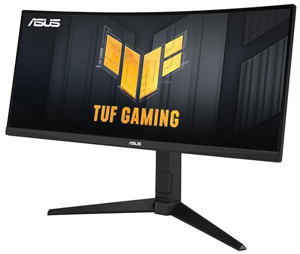 Монитор ASUS TUF Gaming VG30VQL1A создан для киберспортсменов